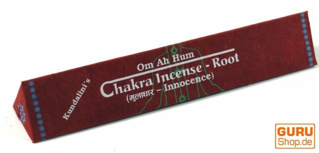 Chakra Incense-Root