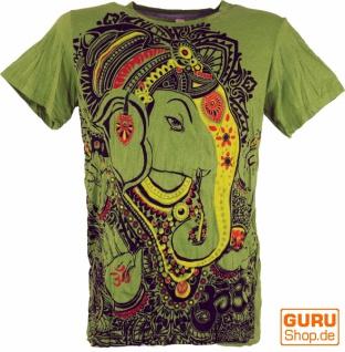 Baba T-Shirt - Ganesh / grün