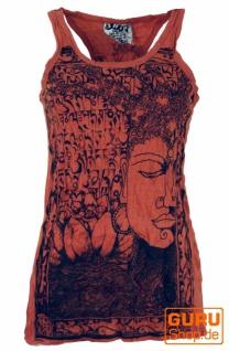 Sure Tank Top Buddha - rostorange