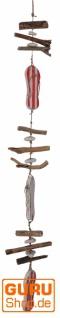 Mobile aus Holz - Flip Flop