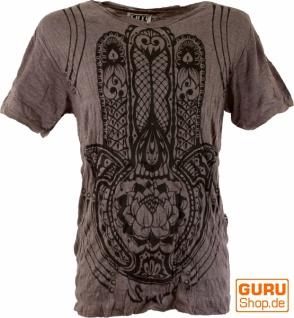 Sure T-Shirt Fatimas Hand - taupe