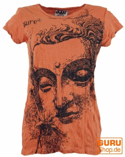 Sure T-Shirt Buddha - rostorange
