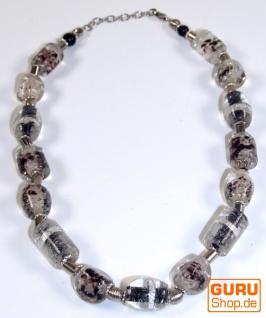 Modeschmuck, Boho Perlenkette - Model 4