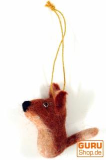 Filz Anhänger, Baumbehang - Fuchs