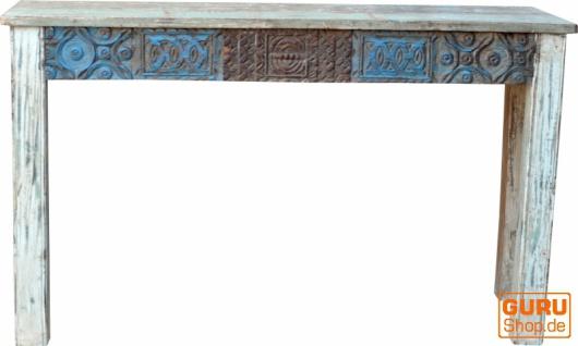 Sideboard, Highboard im Antik Look mit vielen Details - Modell 10 - Vorschau 2