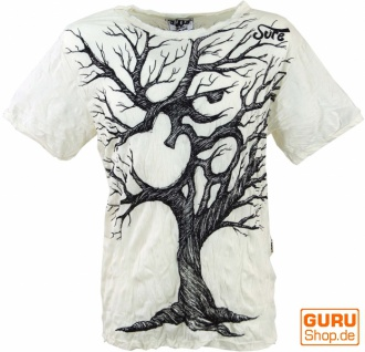 Sure T-Shirt OM Tree - weiß