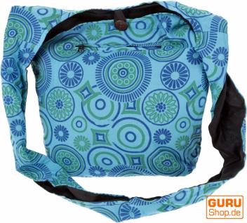 Sadhu Bag, Goa Tasche, Schulterbeutel, Einkaufsbeutel - Modell 16