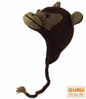 Kindermütze Affe - Vorschau 2