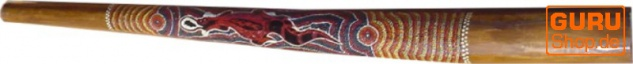 Didgeridoo (Holz) - Modell 1
