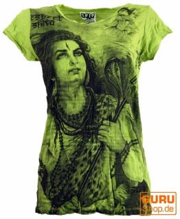 Sure T-Shirt Shiva - lemon