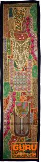 Orientalischer Tischläufer, Wandbehang, Einzelstück 150*35 cm - Motiv 14