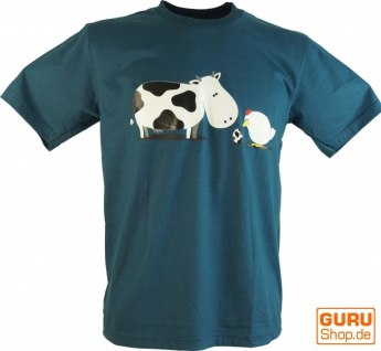 Fun T-Shirt `Nanu!` - Vorschau