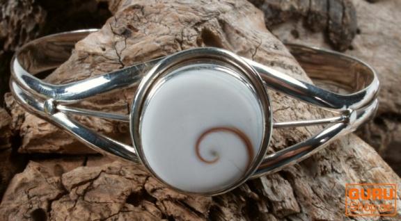 Shiva-Muschel Armreifen 2
