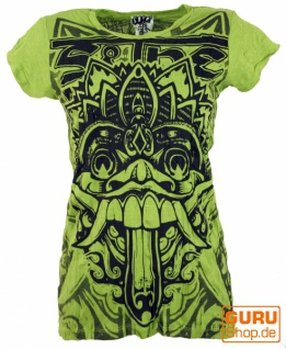 Sure T-Shirt Bali Dragon - lemon