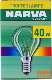 40 W Glühbirne/Tropfenlampe Restposten