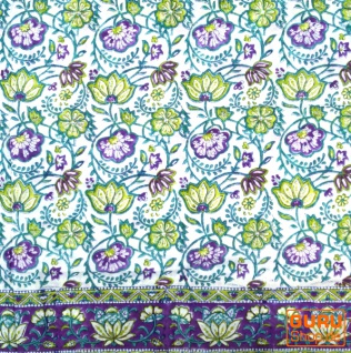dünnes Tuch, Sarong, Wandbehang, Wickelrock, Sarongkleid 112 - Vorschau 3