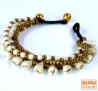 Perlenarmband, Makrameee Armband Chiang Mai