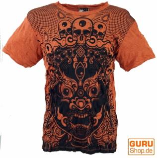 Sure T-Shirt Dämon - rostorange