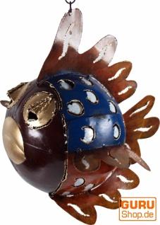 Dekofisch, Kerzenhalter zum Hängen - Design 8