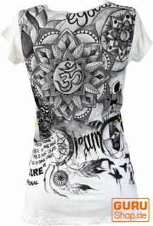 Sure T-Shirt OM - weiß/bunt - Vorschau 2