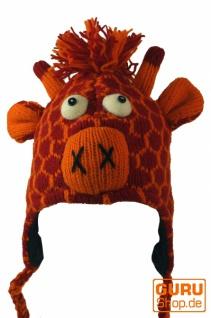 Kindermütze Giraffe - Vorschau 1