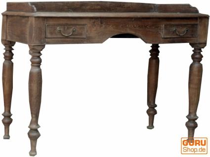Kleiner Schreibtisch, Beistelltisch im klassischen Look - Modell 21