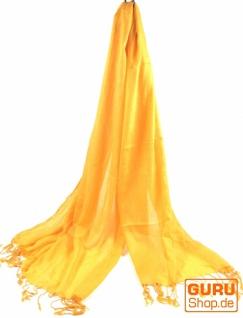 Einfarbiges dünnes Tuch in 8 Farben - Vorschau 3