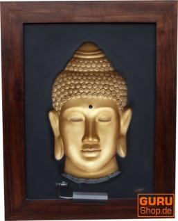 3-D Lucky-Buddha Hologramm Bild - Modell 1 - Vorschau 2