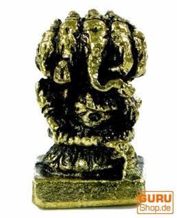 Kleiner Ganesh Talisman aus Indien - Motiv 1 - Vorschau 1