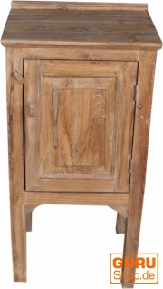 Vintage Beistellschrank, Kommode, Nachttischschrank, Flurschrank - Modell 3