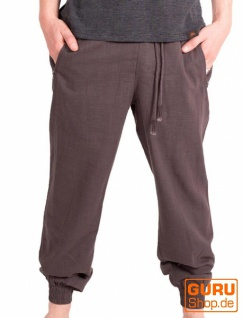Hose aus Bio-Baumwolle / Chapati Design - grey