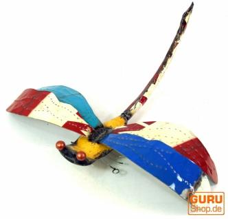 Libelle aus Metall, Upcycling Libelle - Design 1 - Vorschau 2