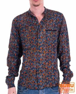 Langärmliges Hemd / Chapati Design - must daisey
