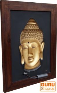 3-D Lucky-Buddha Hologramm Bild - Modell 1 - Vorschau 3