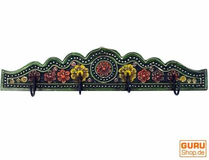 Indische Vintage Hakenleiste, Garderobe - Design 5