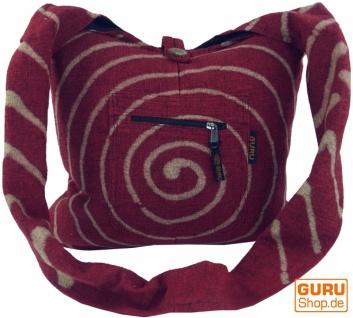 Sadhu Bag Spirale - rot
