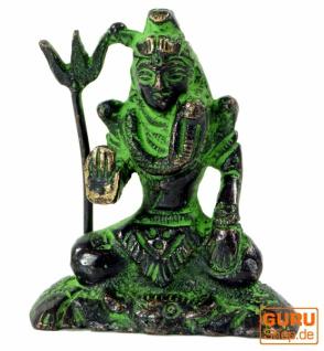 Shiva Talisman aus Indien - Motiv 5