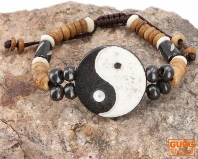 Tibet Armband, buddhistisches Armband, Ethno Tribal Schmuck - Model 5