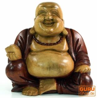 Lucky Buddha Statue 25 cm - Modell 5