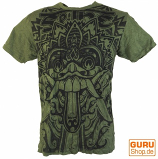 Sure T-Shirt Dragon - olive