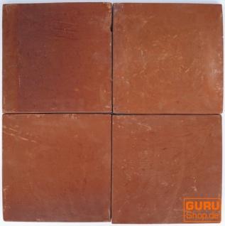 Handgemachte Terracotta Fliesen 30*30cm 1 Paket = 8 Fliesen bzw 0.72 m² - Vorschau 2
