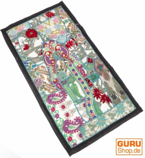 Orientalischer Tischläufer, Wandbehang, Einzelstück 85*45 cm - Motiv 31