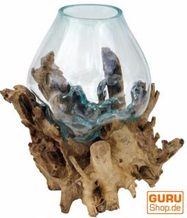 Wurzelholz Vase - XXL M9
