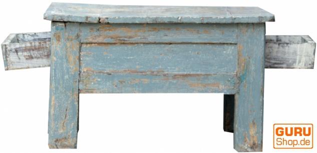 Kaffeetisch, Couchtisch, Beistelltisch mit Schublade - Modell 14 - Vorschau 4