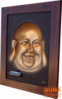 3-D Lucky-Buddha Hologramm Bild - Modell 3