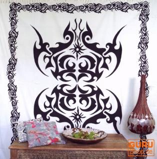 Wandbehang, Wandtuch, Mandala, Tagesdecke Keltisch - Design 6