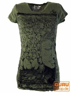 Sure T-Shirt Mantra Buddha - olive