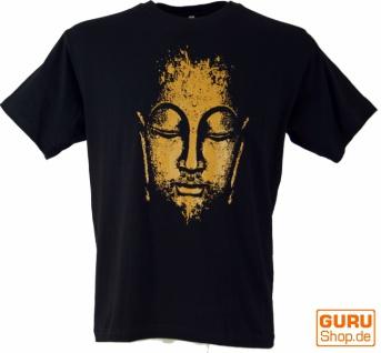 Tibet & Buddhist Art T-Shirt - Buddha schwarz