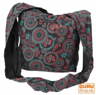Sadhu Bag, Goa Tasche, Schulterbeutel, Einkaufsbeutel - Modell 19