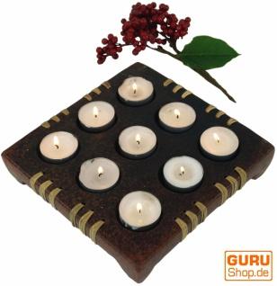 Kerzenhalter, Teelichthalter Keramik Nr.5